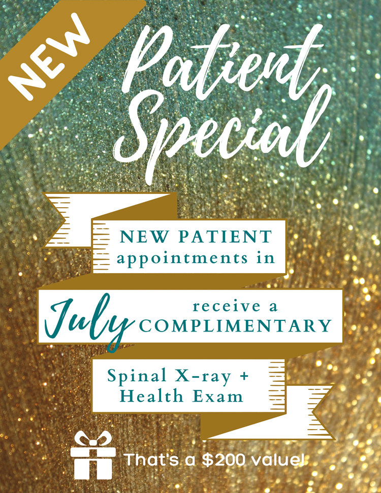 New Patient Special at Bountiful Life Chiropractic Center
