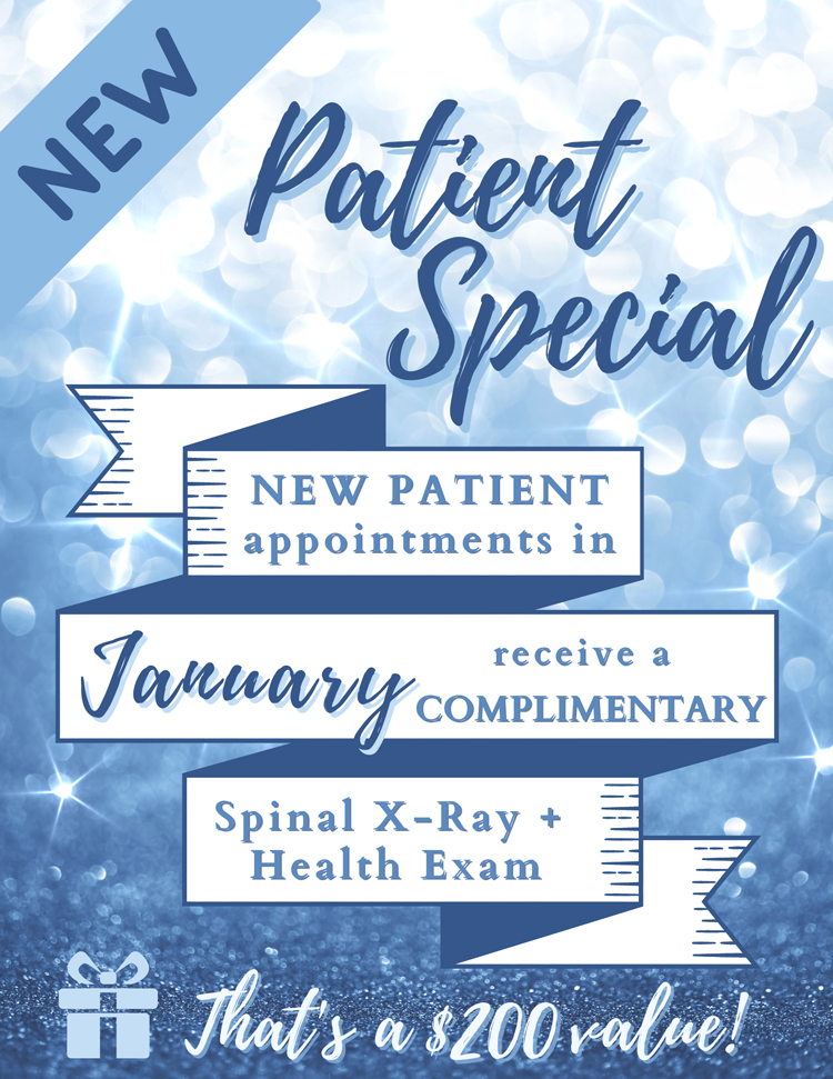 January New Patient Special at Bountiful Life Chiropractic Center